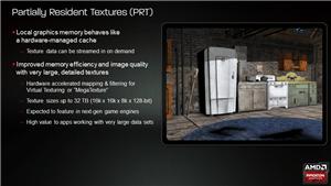 Partially Resident Textures (PRT)
