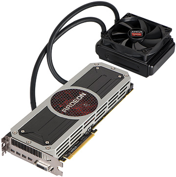 AMD Radeon™ R9 Series Graphics - R9 295x2