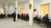 تم أجراء أختبار أمتحان كفاءة الحاسوب بتاريخ 27/2/2017