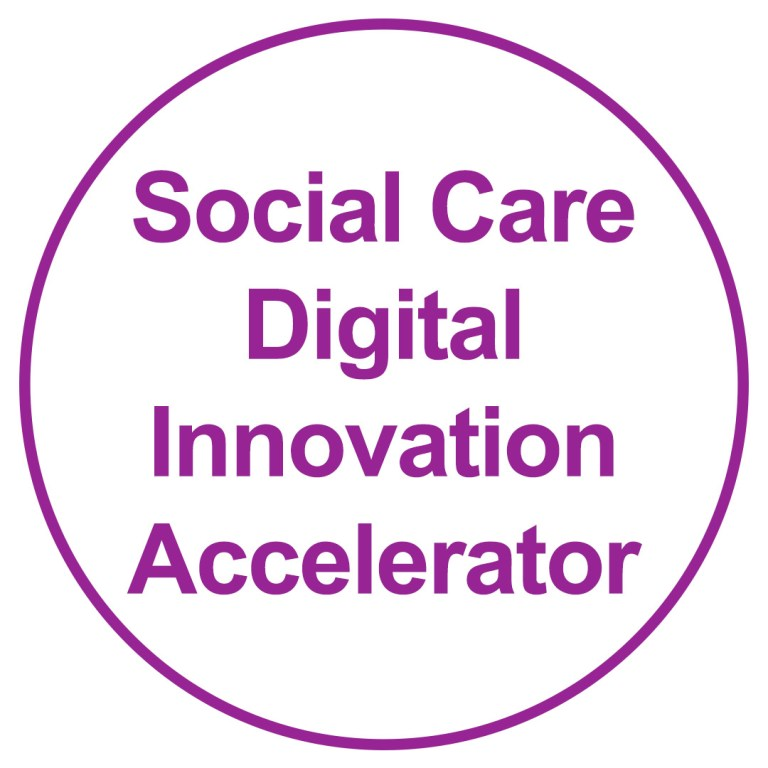 Social Care Digital Innovation Accelerator