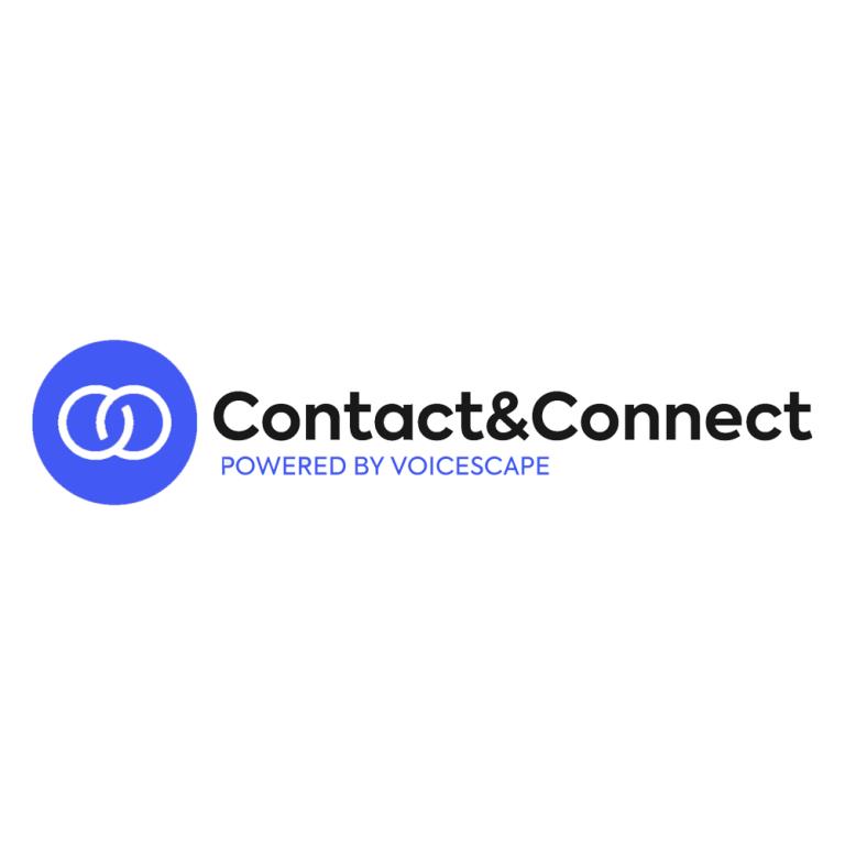 Contact & Connect Logo