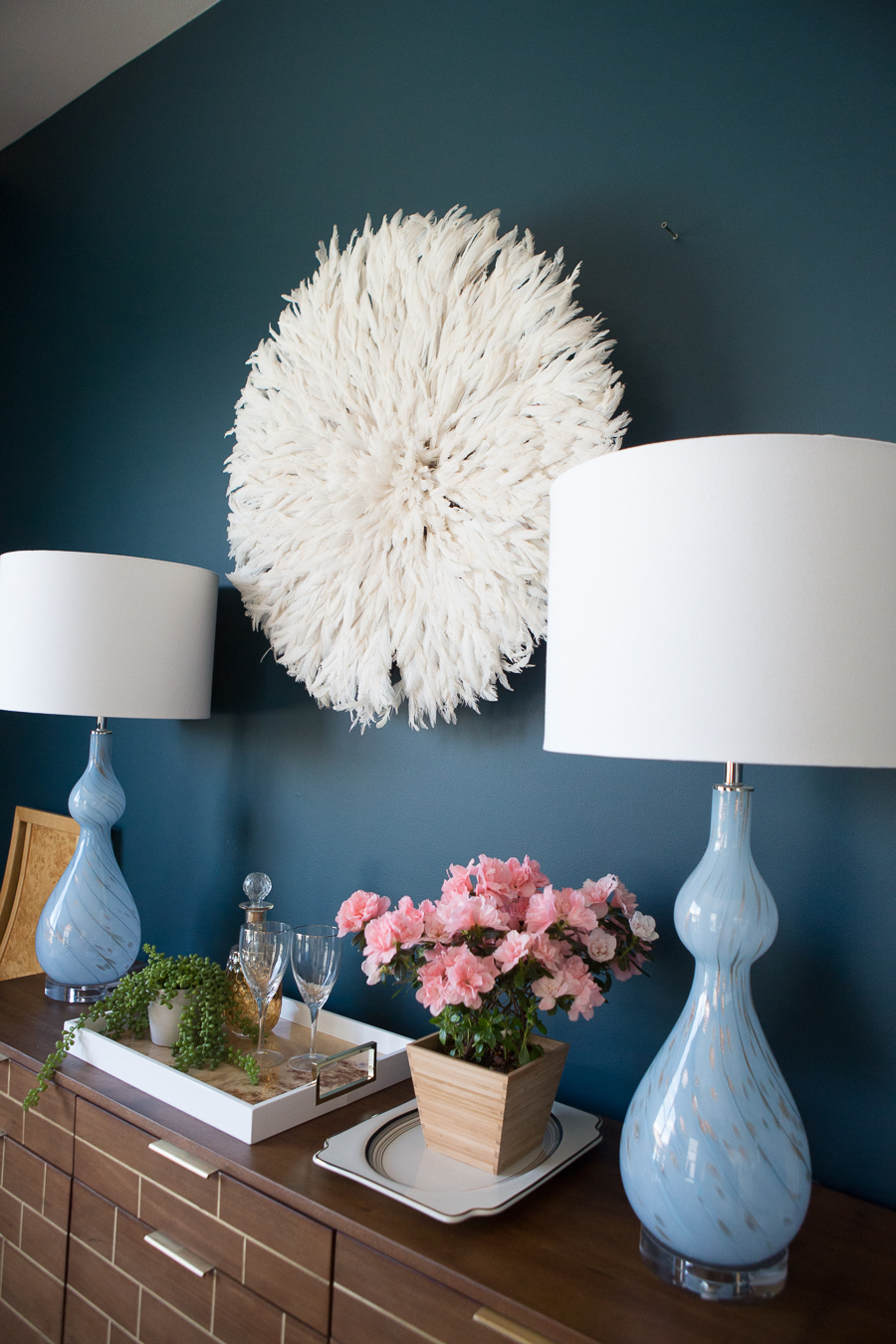 How To Use A Juju Hat In Home Decor CC And Mike Design Blog