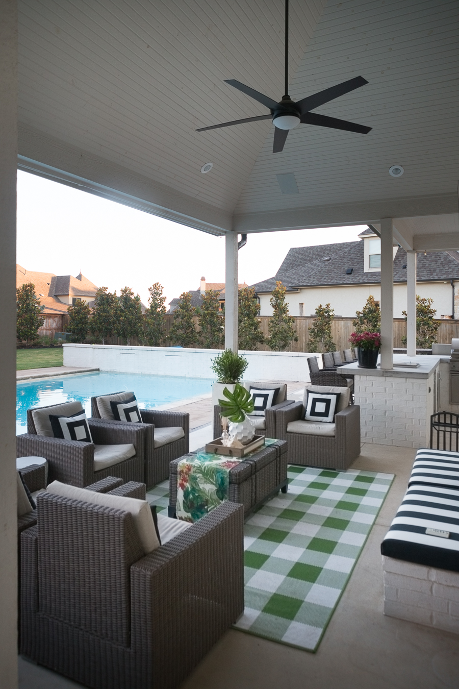 How to Design a Beautiful Pool and Outdoor Living Area ... on Cc Outdoor Living id=76590