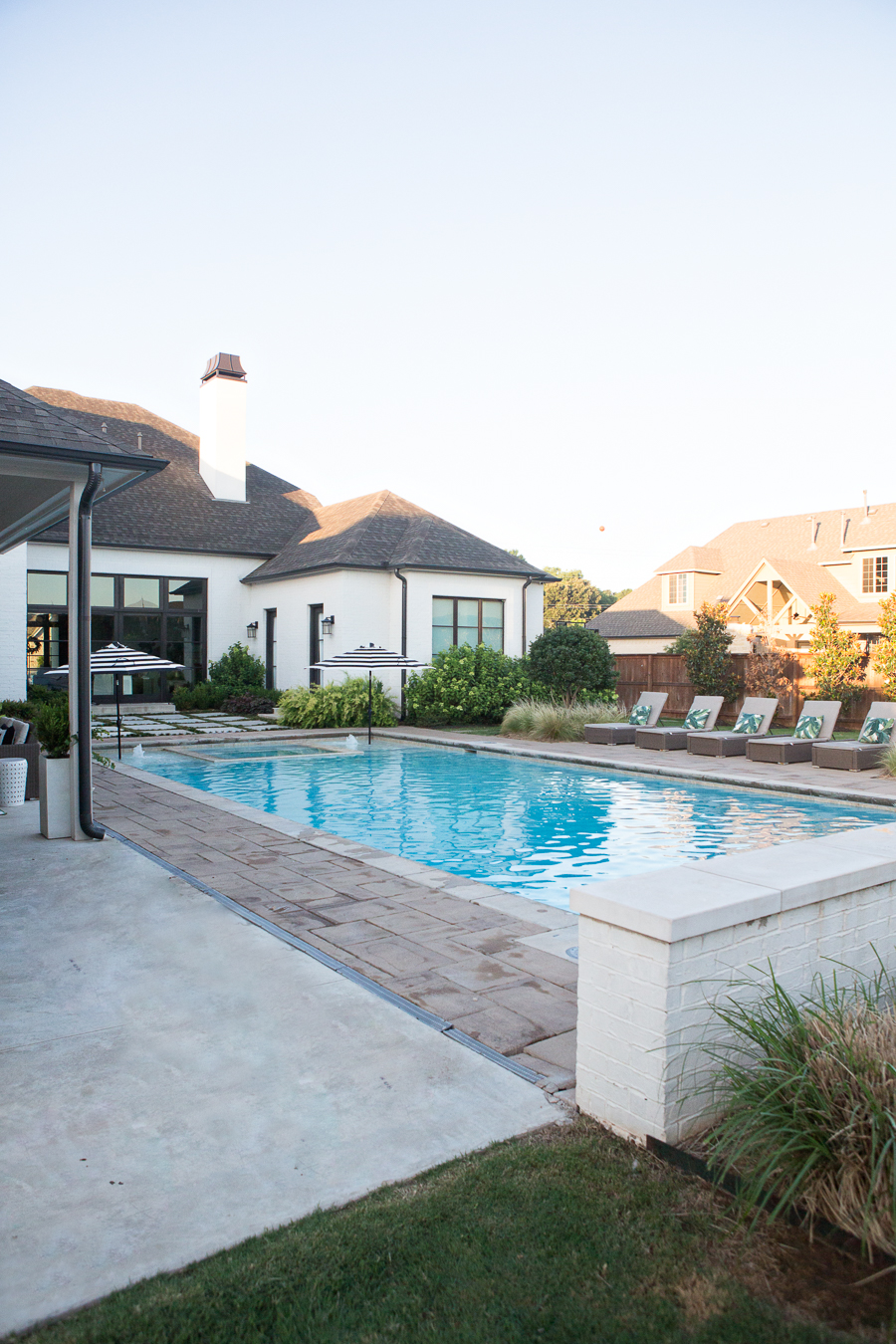 How to Design a Beautiful Pool and Outdoor Living Area ... on Cc Outdoor Living id=69451