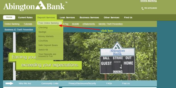 Abington Bank Log In
