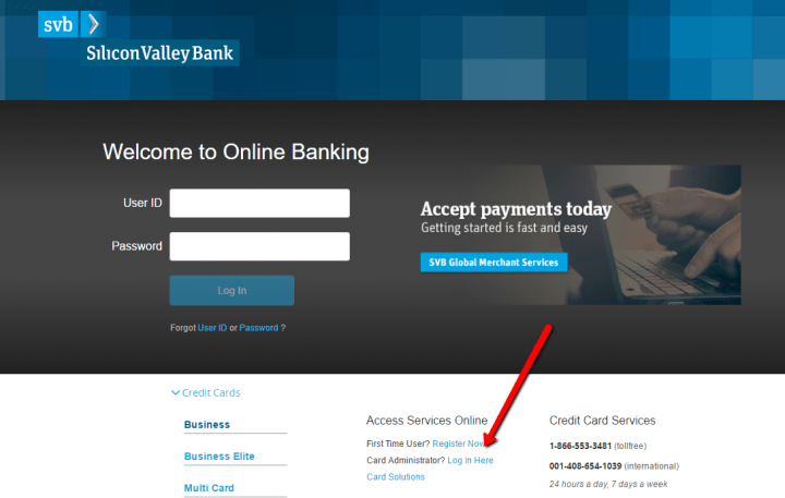 Svb credit card online poemview silicon valley bank svb online banking login cc colourmoves
