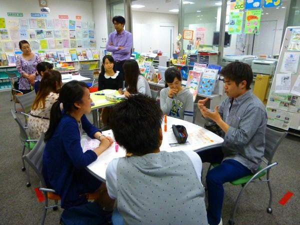 【星が丘CCC】熊本震災について「今、自分ができることを考えよう」