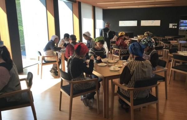 【採択プロジェクト】食を通した多世代交流