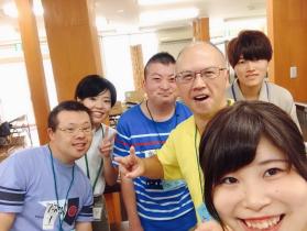 【ぽんてむ】藤森作業所夏祭り