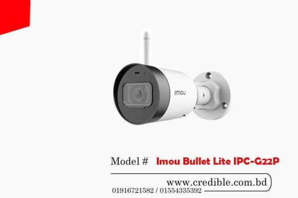 Dahua Camera Imou Bullet Lite IPC-G22P