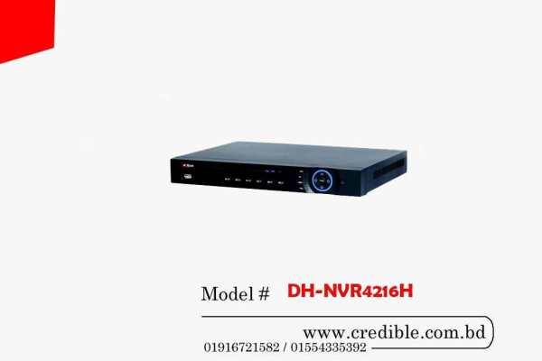 Dahua NVR DH-NVR4216H