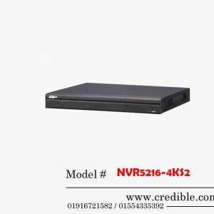 Dahua NVR NVR5216-4KS2