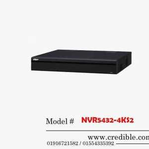 Dahua NVR NVR5432-4KS2