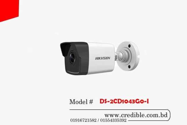 Hikvision Camera DS-2CD1043G0-I