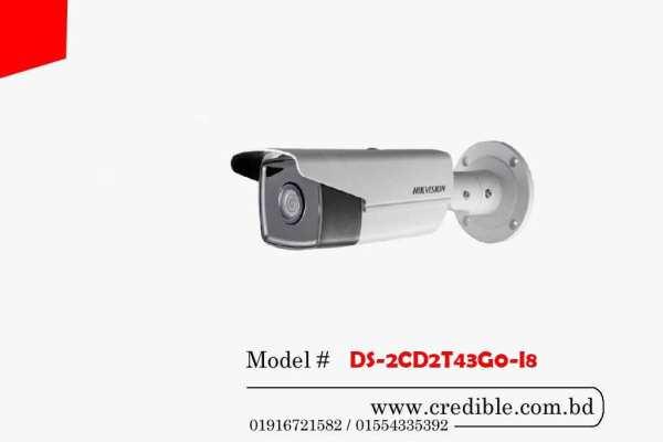 Hikvision Camera DS-2CD2T43G0-I8