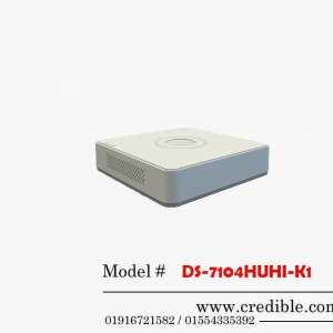 Hikvision DVR DS-7104HUHI-K1