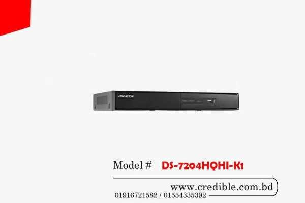 Hikvision DVR DS-7204HQHI-K1