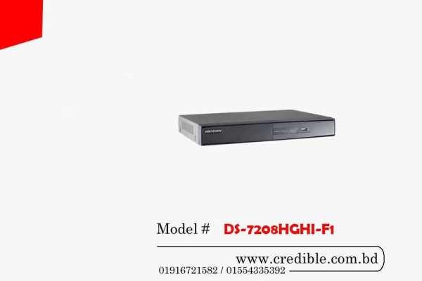 Hikvision DVR DS-7208HGHI-F1
