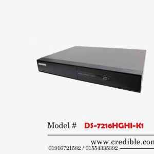 Hikvision DVR DS-7216HGHI-K1