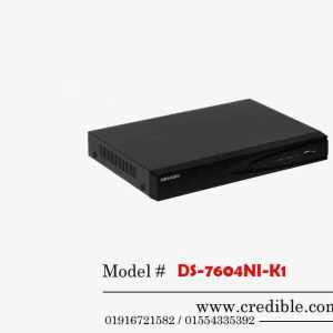 Hikvision NVR DS-7604NI-K1