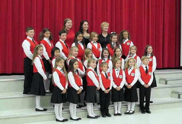 Chorus Les Petites Voix
