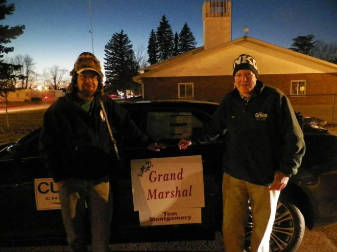 Grand Marshall - Tom Montgomery 2013