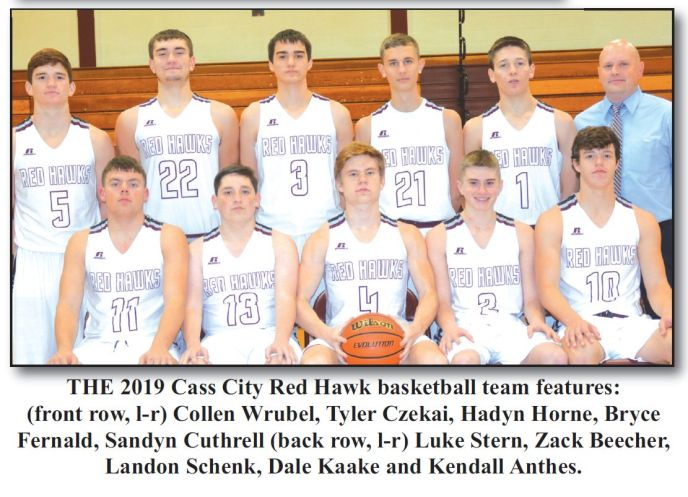 CCHS Boys Basketball