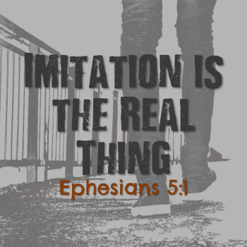 Imitate God in our Families
