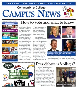 Read our latest issue. Click above for our easy PDF.