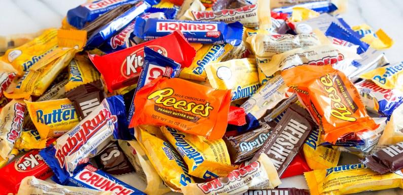 Ranking the best Halloween candies