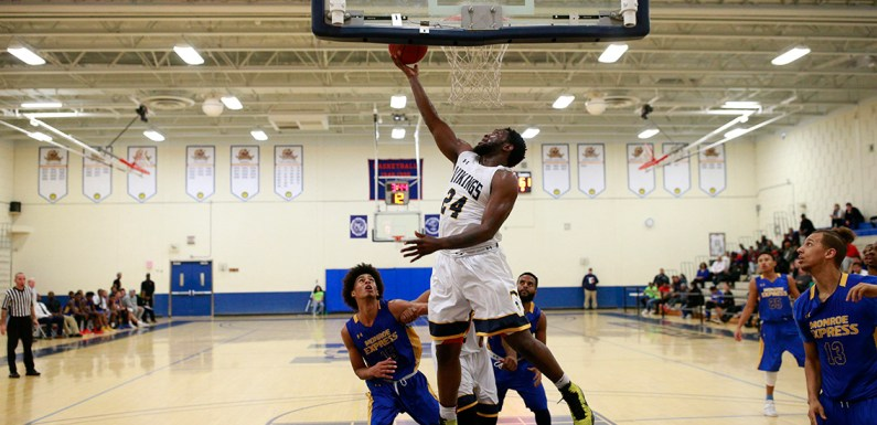 Westchester basketball returns with a win