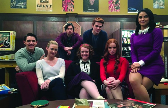 A guide to binge-watching 'Riverdale'