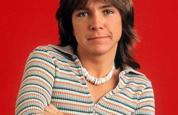 David Cassidy … a legend, lovingly manufactured