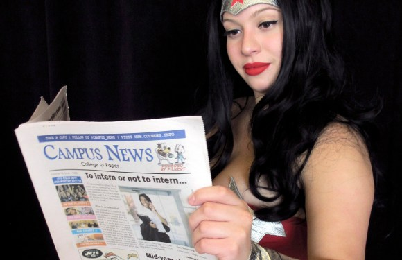 """A """"super"""" issue of Campus News is here!"""