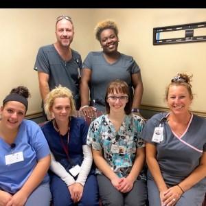 CCCTC Graduates Certified Nurse Aids