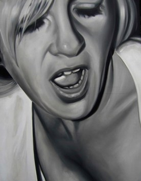 Oil on Canvas 30 x 40 inches Retail: $1,100.00 Starting Bid: $550.00 - Click to Purchase Tickets