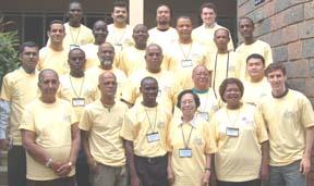 National Coordinator Meeting successfully held in Nairobi