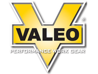 Valeo Work Wear Logo
