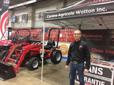Centre Agricole Wotton CASE IH