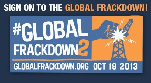 Global Frackdown--October 19th