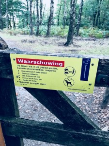 waarschuwing