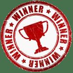 Winner's Stamp