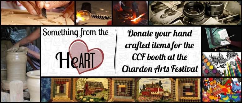 CCF at Chardon Arts Festival
