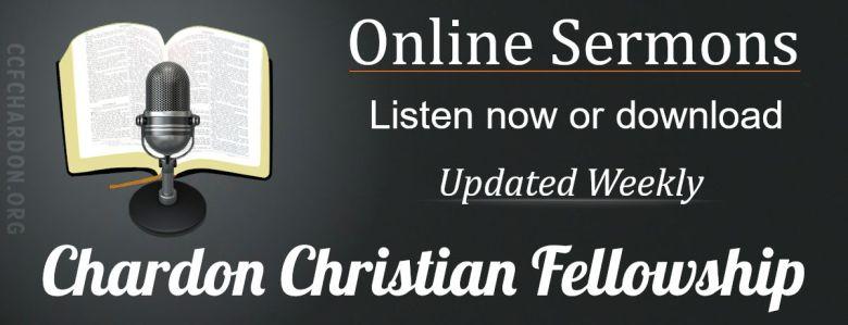 Online Sermons 001