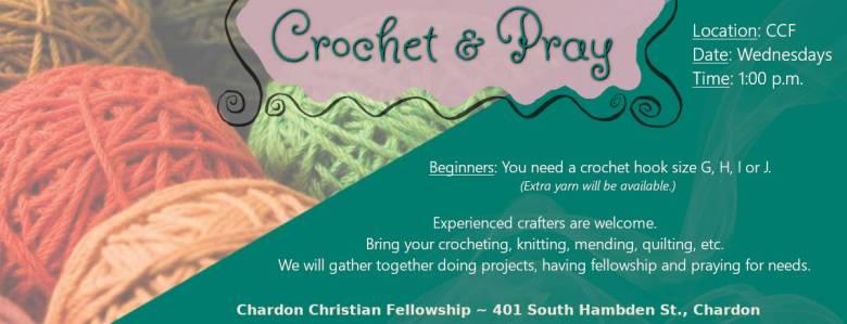 Crochet and Pray
