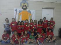 Jesus is My Super Hero VBS