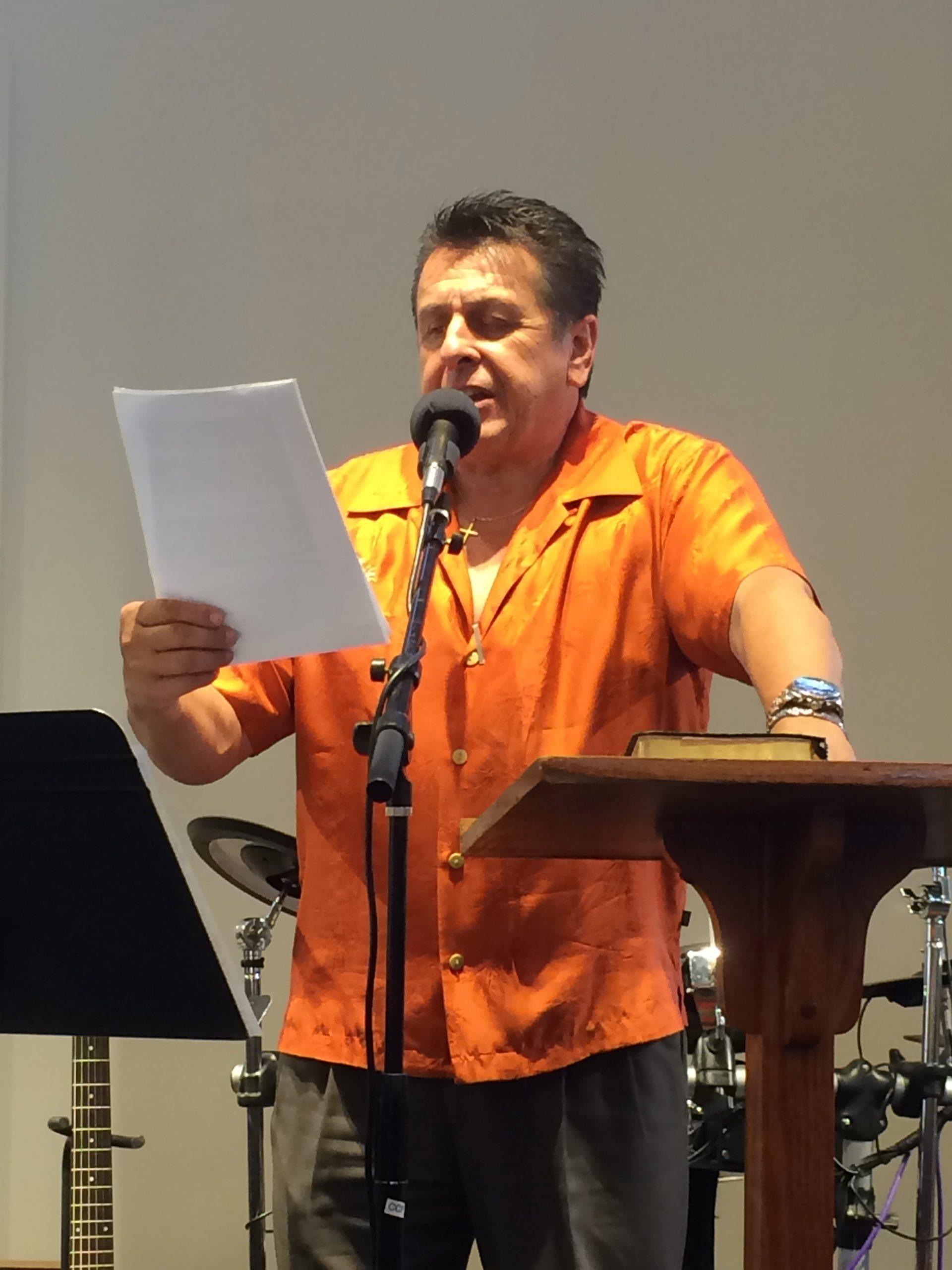 Pastor Larry