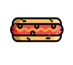 Hot-dog ccfood