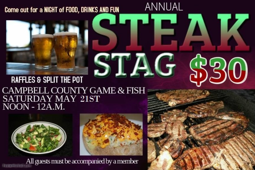 2016 Steak Stag