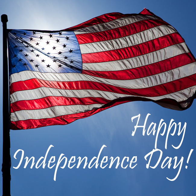 Happy Independence Day from CCG&F – Campbell County Game and Fish